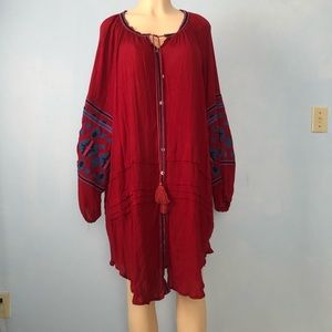 Loose and relax dress